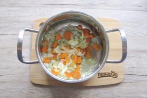 Суп из тыквы с беконом - фото шаг 3