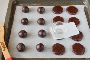 Мягкое шоколадное печенье - фото шаг 6