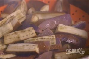 Говядина с баклажанами по-китайски - фото шаг 4