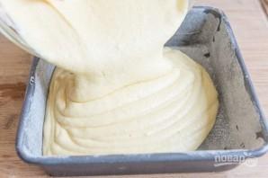 Апельсиновый кекс с топпингом - фото шаг 9