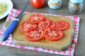 Запеканка из макарон с помидорами и сыром - фото шаг 6