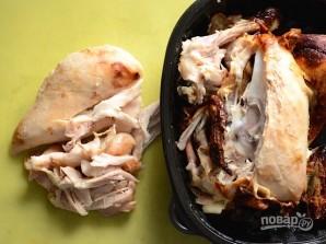 Салат с филе курицы - фото шаг 5