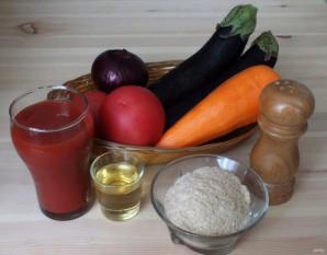 Гратен из овощей - фото шаг 1