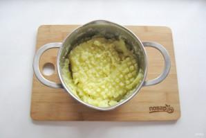 Картофельное пюре с майонезом - фото шаг 6
