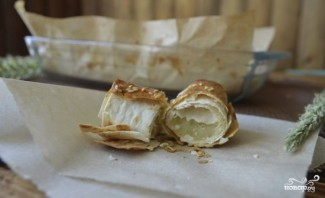 Лаваш с картофельным пюре - фото шаг 8