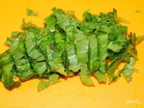 Жареная рыба с щавелевым соусом - фото шаг 2