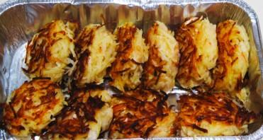Капустно-картофельные оладьи - фото шаг 6