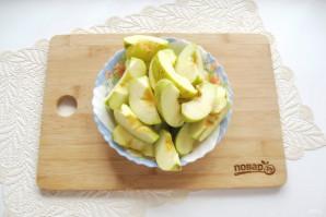 Яблочный морс - фото шаг 2