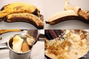 Банановые кексы с орехами - фото шаг 2