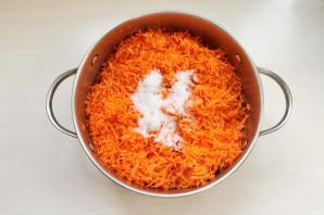 Тертая морковь на зиму - фото шаг 2