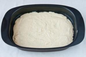 Вегетарианский пирог на кефире - фото шаг 7