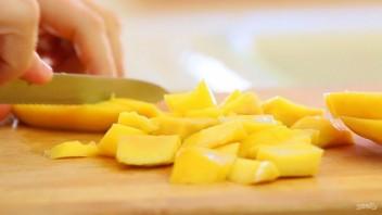 Пюре из манго и киноа - фото шаг 3