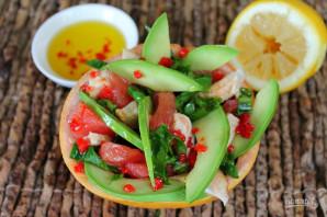 Карибский салат - фото шаг 8