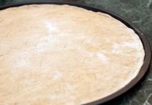 Пицца из морского коктейля - фото шаг 1