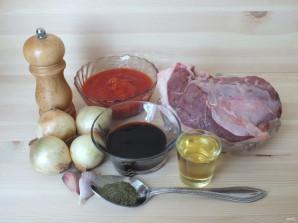 Шашлык из говядины в соевом соусе - фото шаг 1