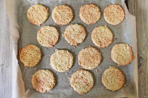 Грильяжное печенье с кунжутом - фото шаг 9