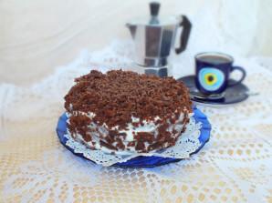 Торт на пару - фото шаг 18
