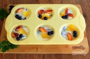 """Пирожные """"Орео"""" под йогуртом - фото шаг 2"""