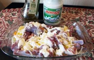Бараньи ребрышки в духовке с картошкой - фото шаг 2
