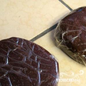 Шоколадное печенье - фото шаг 2
