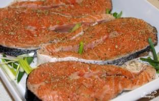 Рыба с овощами - фото шаг 1