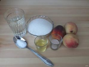 Зефир из персиков - фото шаг 1