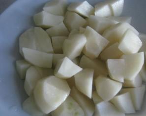 Гречневый суп без мяса - фото шаг 2