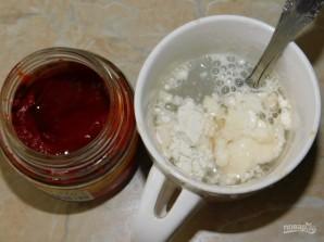 Куриная печень в кисло-сладком соусе - фото шаг 2
