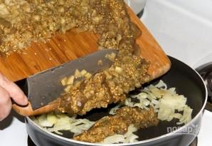 Закуска из баклажанов любимая - фото шаг 9