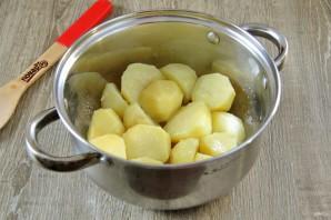 Мойва с картошкой - фото шаг 3