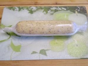 Песочное печенье с орехами - фото шаг 5