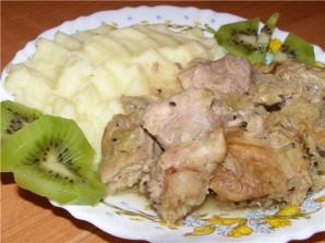 Мясо в рукаве в духовке - фото шаг 5