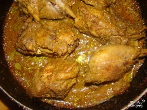 Курица в горчичном маринаде - фото шаг 7
