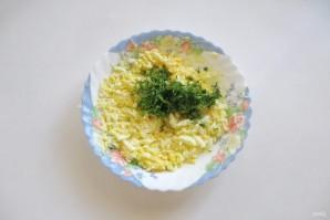 Куриные зразы с сыром и яйцом - фото шаг 4