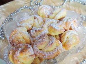 Домашнее печенье с творогом - фото шаг 9