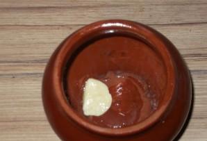 Тыква в горшочке в духовке - фото шаг 5