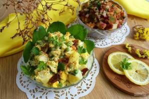 Королевский картофельный салат - фото шаг 10