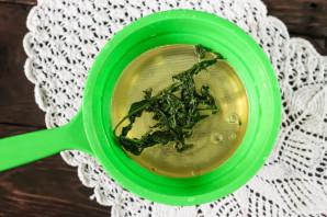 Домашний сироп из мяты - фото шаг 5