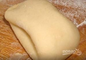 Рецепт вкусных плюшек с сахаром - фото шаг 3