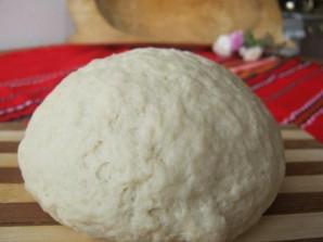 Пирожки из теста на кефире - фото шаг 4