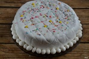 Пасхальный торт - фото шаг 8