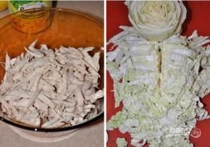 Салат из грудки - фото шаг 2