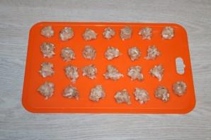 Галушки с фрикадельками - фото шаг 4