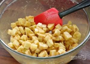 Штрудель с яблоками и корицей - фото шаг 3