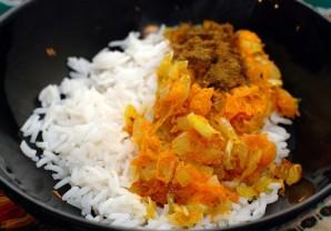 Перец, фаршированный овощами - фото шаг 4