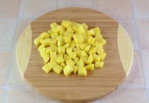 Суп картофельный с мясом - фото шаг 5