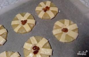 Пирожное из слоеного теста - фото шаг 5