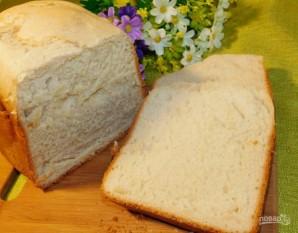 Молочный хлеб с чесноком в хлебопечке - фото шаг 5