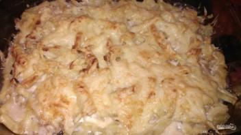 Запеканка с картофелем и мясным фаршем - фото шаг 7