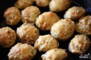 Запеченный картофель с начинкой - фото шаг 4